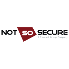 Not So Secure Logo
