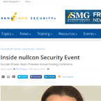 Inside nullcon Security Event