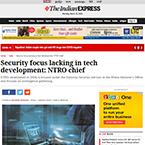 Indian Express - Karishma Mehrotra